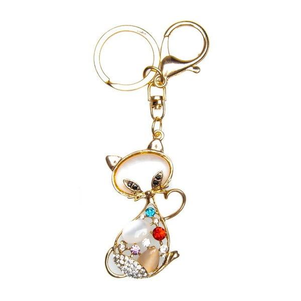 Prívesok na kľúče Gatto Cat