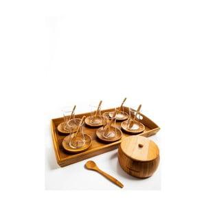 23-dielny čajový set Bambum Gala