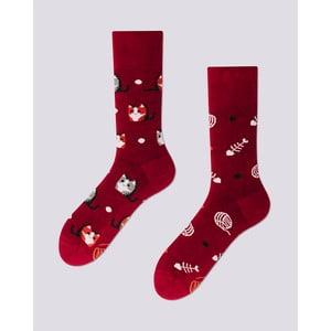 Ponožky Many Mornings Playful Cat, veľ.35/38