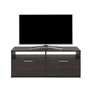 TV stolík v dekore tmavého duba MobiliFiver Rachele
