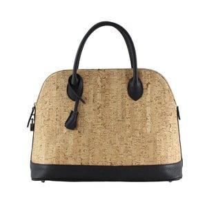 Kožená kabelka Diane, korková