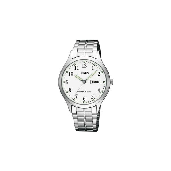 Pánske hodinky Lorus Grey/Metallic