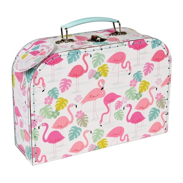 Sada 3 kufríkov Rex London Flamingo Bay
