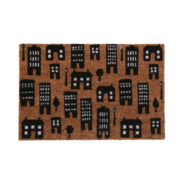 Rohožka Houses, 40x60 cm
