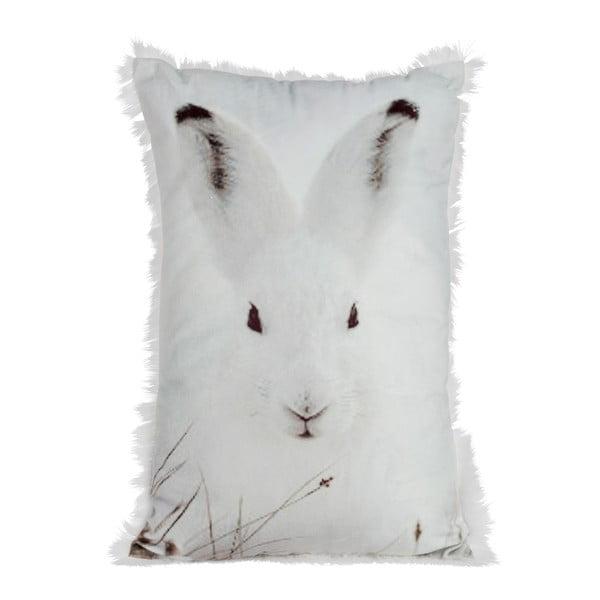 Vankúš Rabbit Velvet, 30x45 cm