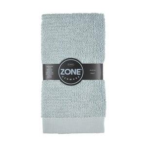 Sivozelený uterák Zone, 100x50cm