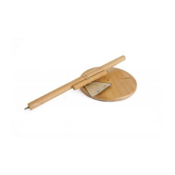 Bambusový držiak na kuchynské obrúsky Bambum Cornetti