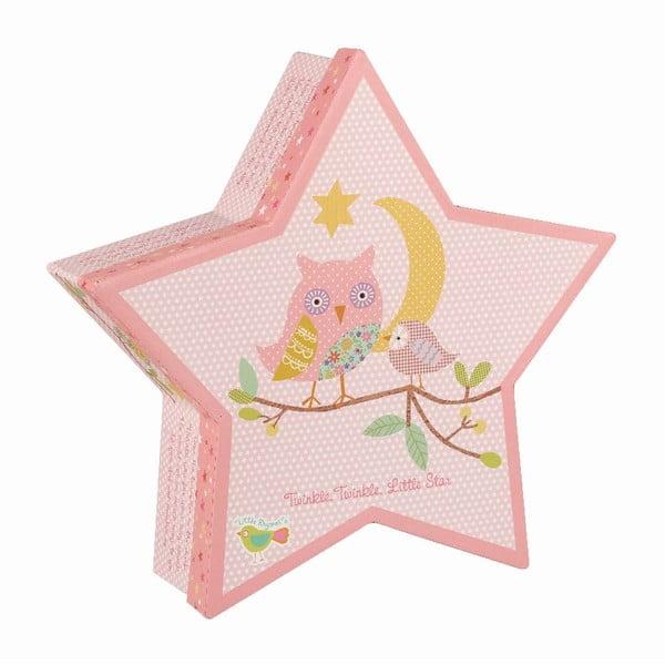 Set hrnčeka a misky Twinkle Pink