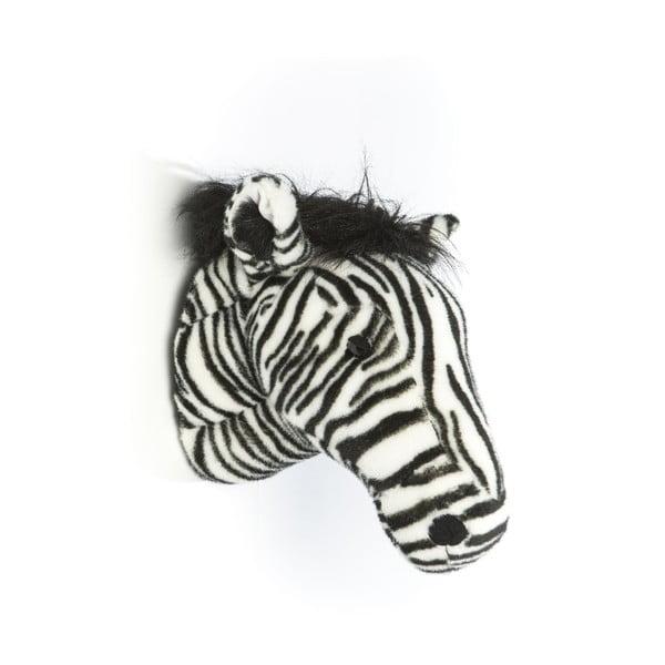Plyšová trofej Zebra Daniel