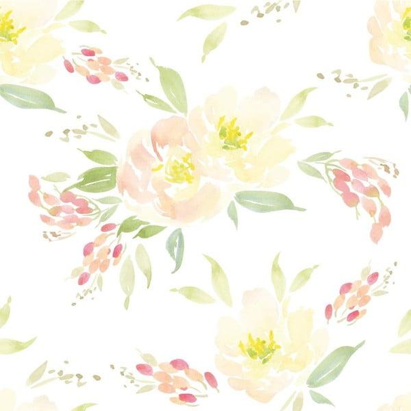 Obliečky Nordicos Madelaine Amarillo, 240x220 cm