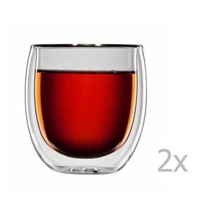 Sada 2 pohárov na čaj bloomix Tanger
