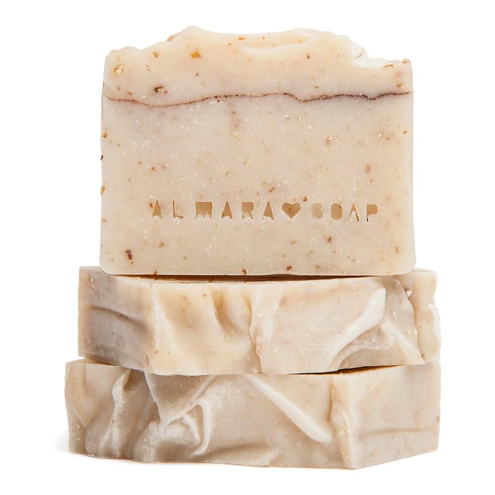 Ručne vyrábané prírodné mydlo Almara Soap Ovsený koláč