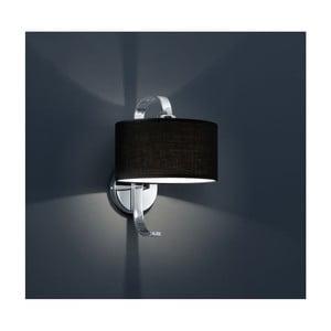 Nástenné svetlo Caness Chrome