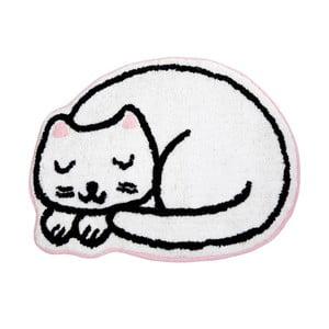 Koberec v tvare mačky Sass & Belle Cutie Cat, 49 x 64 cm