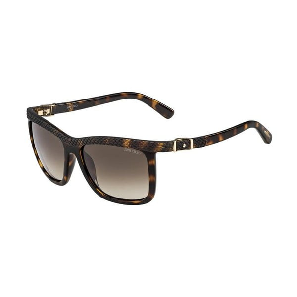Slnečné okuliare Jimmy Choo Rea Havana/Brown