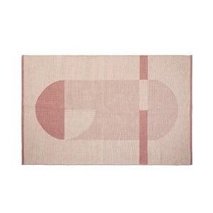 Ružový detský koberec Flexa Room, 120 x 180 cm