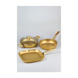 4-dielny set riadu Bisetti Stonegold