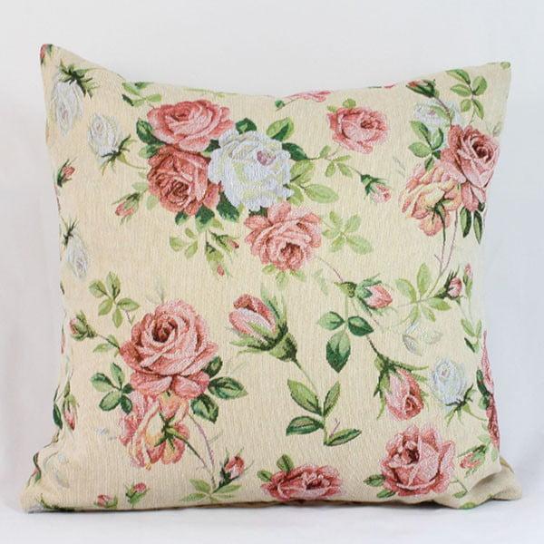 Obliečka na vankúš Rose Romance, 40x40 cm