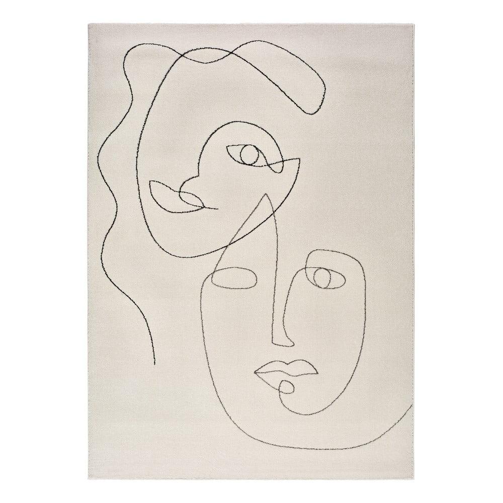 Koberec Universal Sherry Faces, 120 x 170 cm