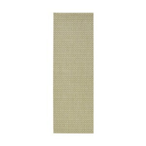 Koberec vhodný do exteriéru Meadow 80x150 cm, zelený