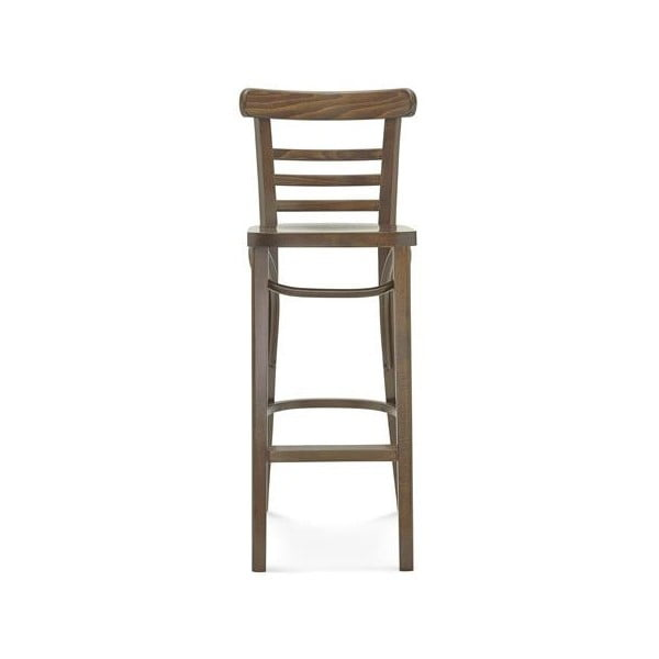 Barová drevená stolička Fameg Vali