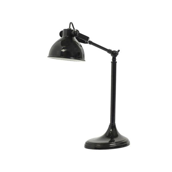 Stolná lampa Campus, čierne