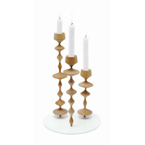 Svietnik Les Perles Wood XL