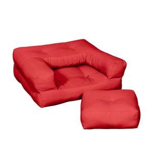 Detské kresielko Karup Baby Cube Red