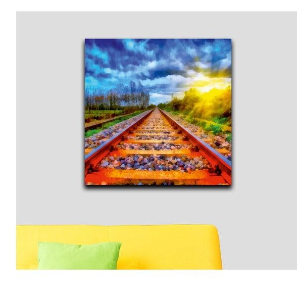 Obraz Cesta do neznáma, 60x60 cm