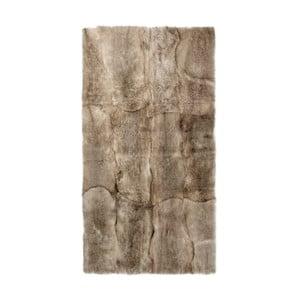 Kožušinový pléd Naturo, 180 x 120 cm