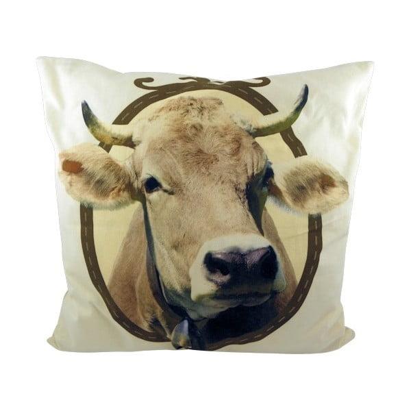 Vankúš Alm Alpine Cow 50x50 cm
