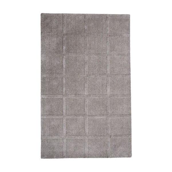 Vlnený koberec Blokker Natural Grey, 160x230 cm