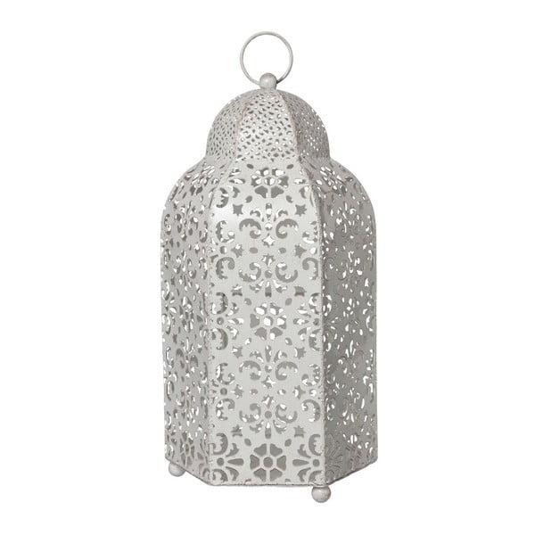Lampáš Tanger White, 31,5 cm
