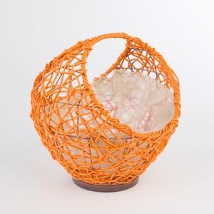 Ratanový kvetináč Baskie Orange