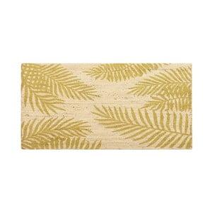 Koberec z juty Linen Rug Manuel, 90×150 cm