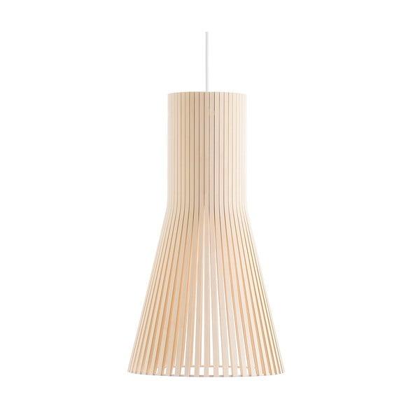 Závesné svietidlo Secto 4201 Birch, 45 cm
