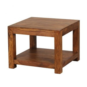 Konferenčný stolík z masívneho palisandrového dreva Skyport Antonella