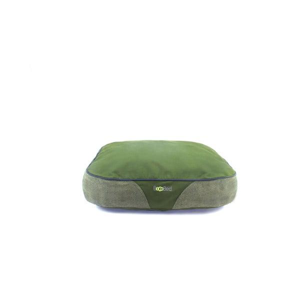 Pelech Bed Mattress Medium, zelený