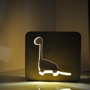 Detská lampička Creative Gifts Dinosaurus