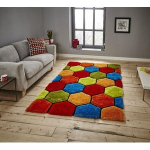 Farebný koberec Think Rugs Noble House, 120×170cm
