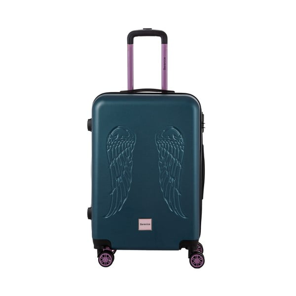 Sada 3 zelených cestovných kufrov Berenice Wingy