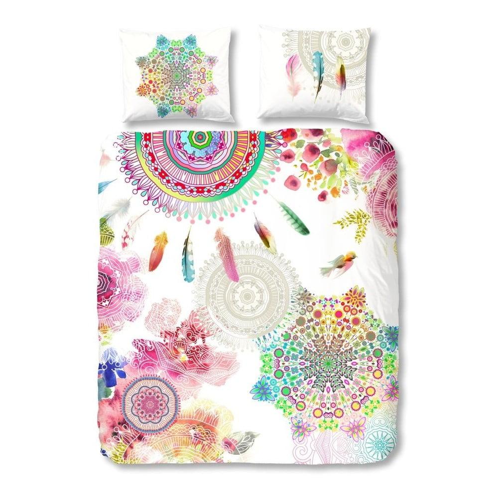 Obliečky na dvojlôžko HIP Palaya, 200 × 200 cm + obliečky na vankúš 60 × 70 cm
