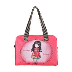 Ružová detská kabelka do ruky Gorjuss Every Summer