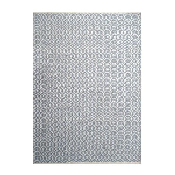 Sivo-modrý koberec Kayoom Spring, 120x170cm