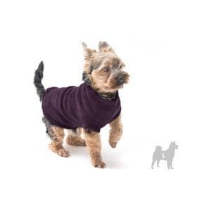 Fialový svetrík pre psov Marendog Trip, veľ. L