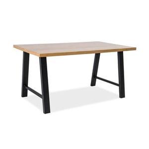 Jedálenský stôl Signal Abramo, dĺžka 150cm