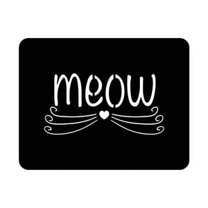 Nástenná svetelná dekorácia Meow, 82 × 67 cm