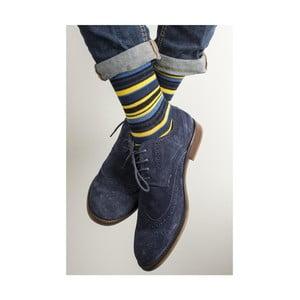 Unisex ponožky Funky Steps Quickstep, veľkosť 39/45
