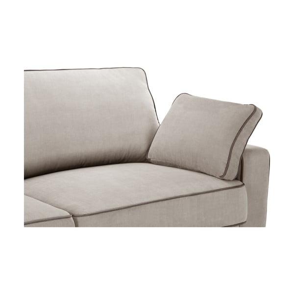 Dvojdielna sedacia súprava Jalouse Maison Serena, taupe