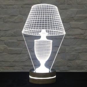 3D stolová lampa Lamp